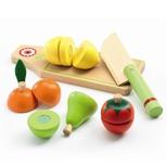 Frugt og grønsager til at skære