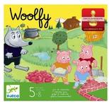 Woolfy, Ulven og de 3 små grise.