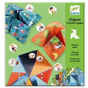 Origami - flip-flapper.