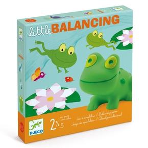 Spil for de små, Balance frøer