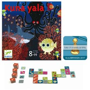 Kuna yala - Fiskestimer