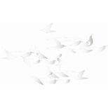Uro, Hvide fugle