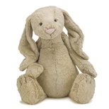 Bashful kanin, beige Kæmpe 51 cm