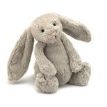 Bashful kanin, beige Mellem 31 cm