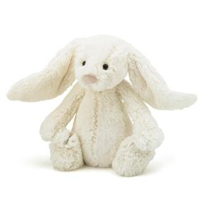 Bashful kanin, creme Mellem 31 cm