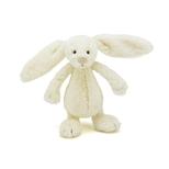 Bashful kanin, creme Lille 18cm
