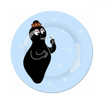 Barbapapa lille tallerken, Barbamama