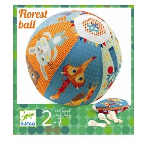 Ballonbold – Skov.
