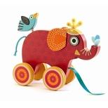 Trækelefant – Indy.