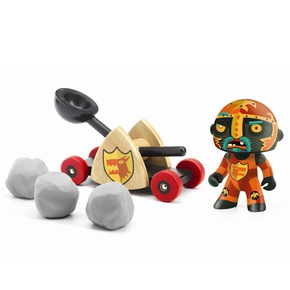 Arty Toys, Baldy & katapult