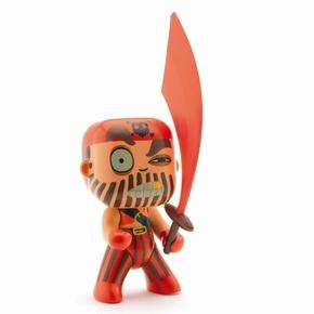 Piratfigur – Captain Red.