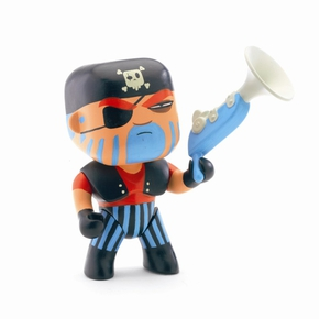 Piratfigur – Jack Skull.