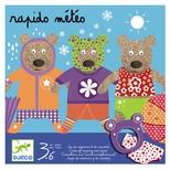 Spil, Rapido Meteo – Klæd bjørnen på
