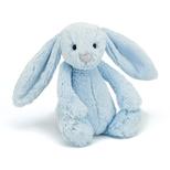 Bashful Kanin, lyseblå, mellem 31 cm