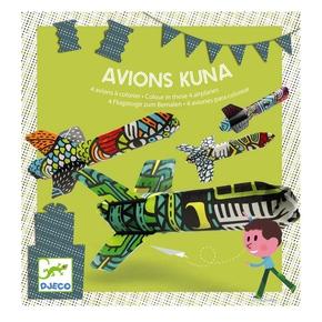 Fødselsdagsfest, Flyvemaskiner – Kuna