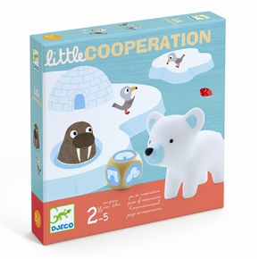 Spil for de små, Polar venner