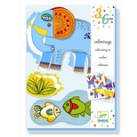 Kreativ æske - Zoo