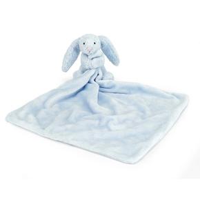 Bashful Kanin nusseklud, lyseblå