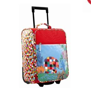 Elmer kuffert med hjul