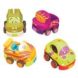 Wheeeee-ls -  træk-tilbage biler