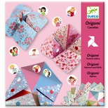Origami - Flip-flappere, lyse farver