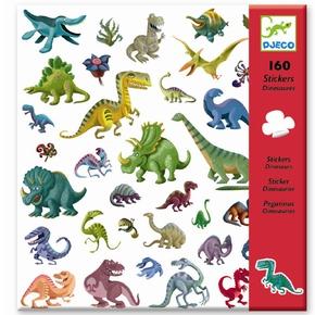 Klistermærker - Dinosaurer