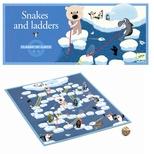 Klassisk spil, Slange & stige spil
