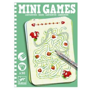 Mini Games - Labyrinter hos Ariane