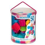Bristle Blocks 50 stk i spand