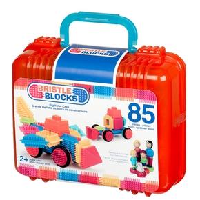 Bristle Block 85 stk i kuffert
