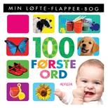 Min løfte-flapper-bog - 100 første ord