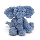 Fuddlewuddle Elefant, mellem 23 cm