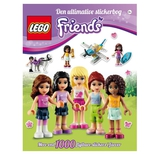 Den ultimative stickerbog om LEGO Friends