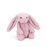 Bashful kanin, Tulip Pink lille 18 cm