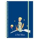 Lille Prins notesbog, spiralryg