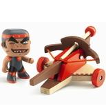 Arty Toys - Klute & hans pil-kanon