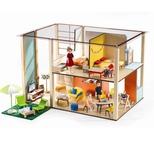 Petit Home - Dukkehus, stort uden indhold