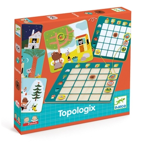 Lærespil - Topologix