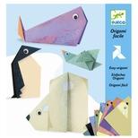 Origami - Polar dyr