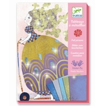 Kreativ æske - Foliebilleder, Smukke damer