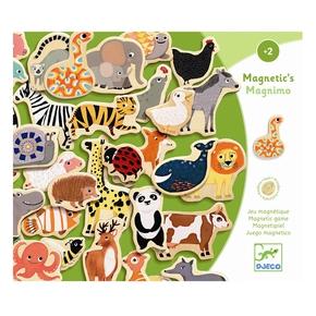 Magneter, dyr