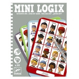 Mini Logix - Gæt hvem jeg er, Jules