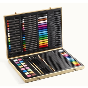 Kuffert m/farver