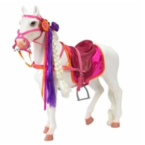 Lipizzaner hest, hvid