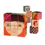 B. Puzzled - billedeklodser i tr�