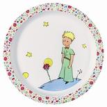 Den lille Prins, tallerken blomster