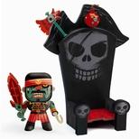 Arty Toys, Kyle og pirat trone