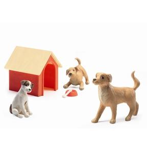 Petit Home, Hunde