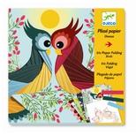 Papirfoldning, Fugle