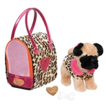 Pucci Moppe i taske, leopard